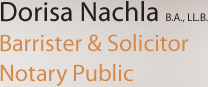 Lawyer Oakville ON: Nachla Law Offices